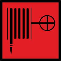 Знак 02 Пожарный кран.