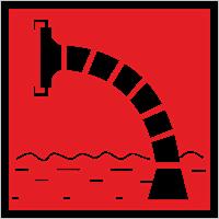 Знак F 07 Пожарный водоисточник.